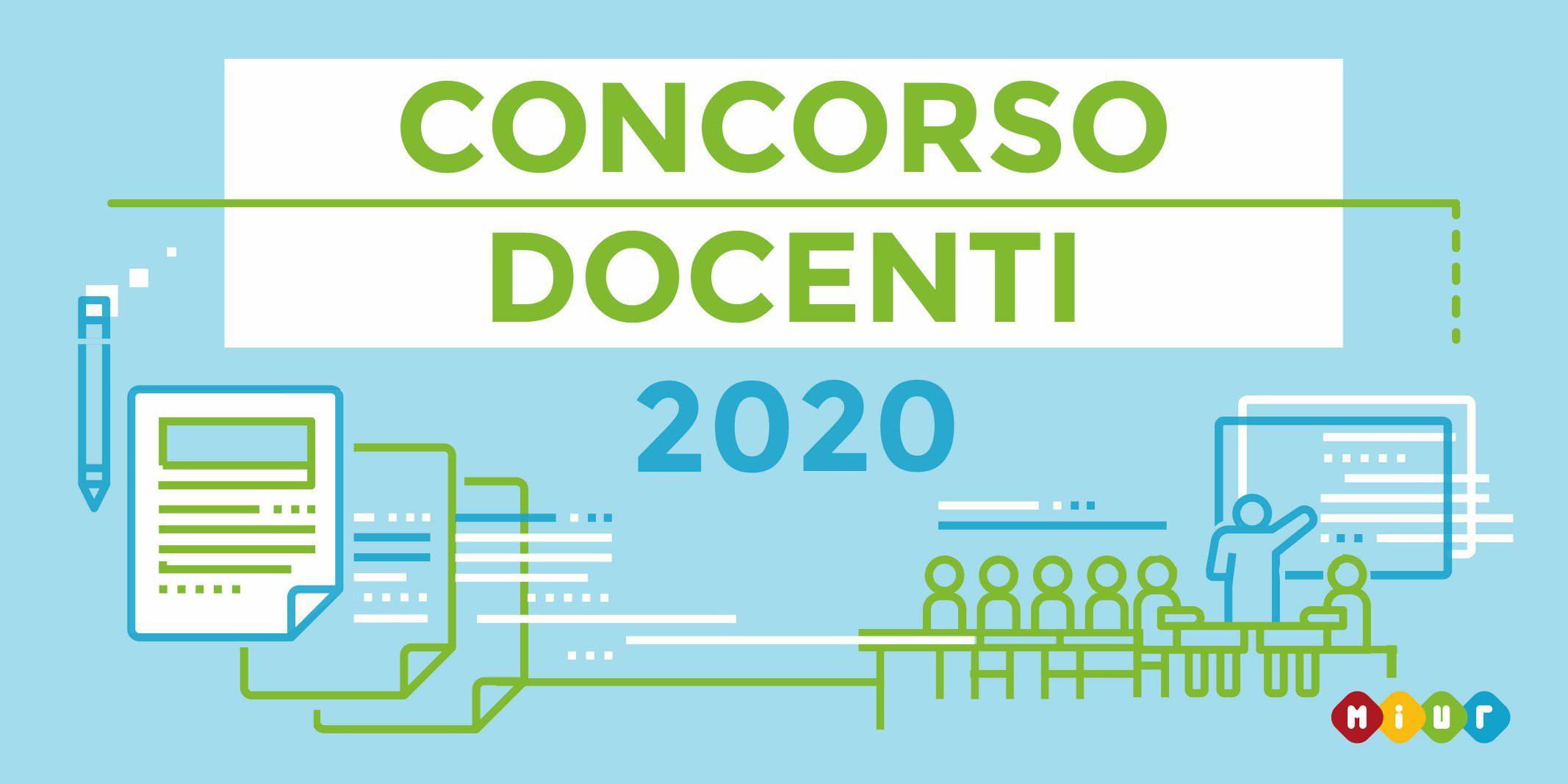 concorso 2020