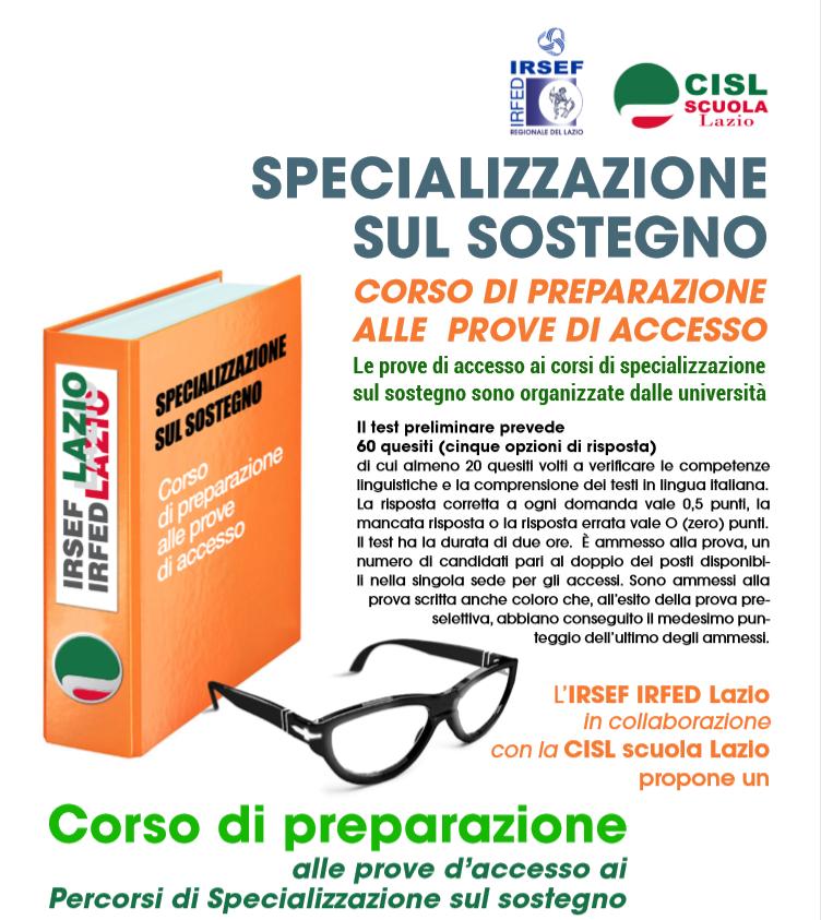 specializzazione-sostegno