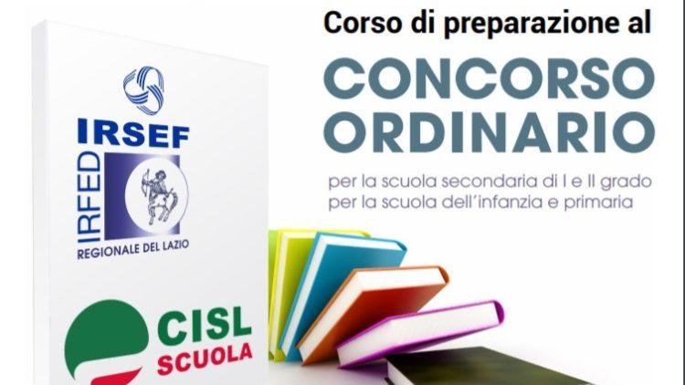 PREISCRIZIONE AL CORSO DI PREPARAZIONE AL CONCORSO DOCENTI 2019